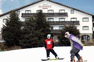Hotel-HG-Maribel-Sierra-Nevada-exterior-hotel-nieve-11